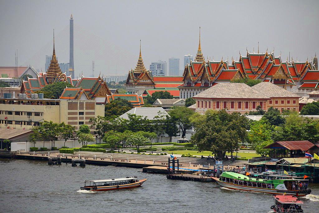 Bangkok – Pałac królewski