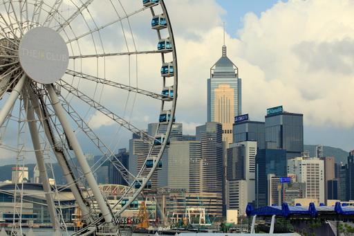 W drodze do Larung Gar – część I – Hong Kong