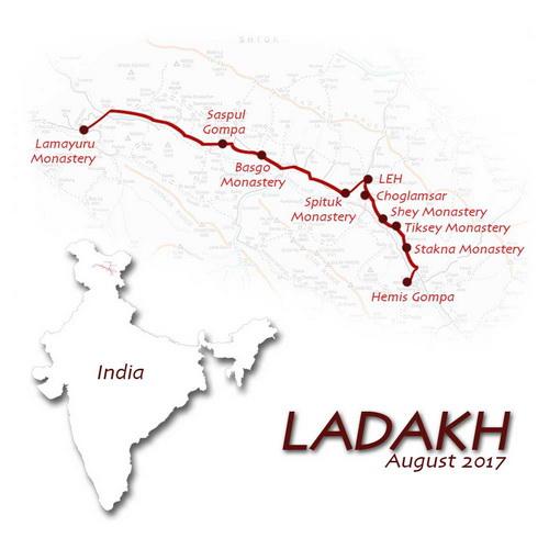 Ladakh – powrót po latach.